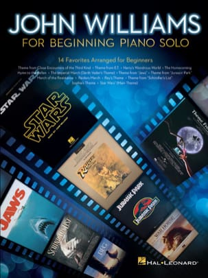 John Williams - John Williams for Beginning Piano Solo - Partition - di-arezzo.fr