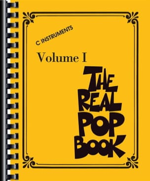 The Real Pop Book - Volume 1 - Sheet Music - di-arezzo.co.uk