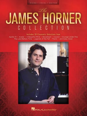 James Horner - The James Horner Collection - Sheet Music - di-arezzo.com