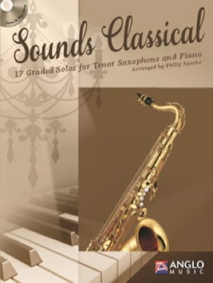 Sounds Classical - Saxophone Ténor et Piano - laflutedepan.com