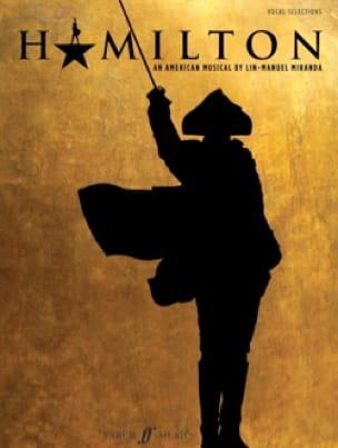 Hamilton - Vocal Selections Lin-Manuel Miranda Partition laflutedepan