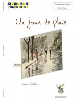 Gianni Sicchio - Un jour de pluie - Partition - di-arezzo.fr