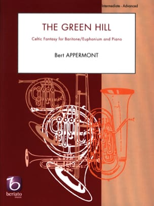 Bert Appermont - The Green Hill - Partition - di-arezzo.fr