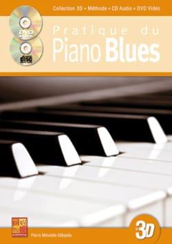 Pratique du Piano Blues en 3D Pierre Minvielle-Sebastia laflutedepan
