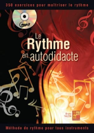 Bruno Tauzin - Self-taught rhythm - Sheet Music - di-arezzo.co.uk