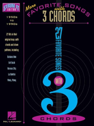 - More Favorite Songs with 3 Chords - Sheet Music - di-arezzo.co.uk