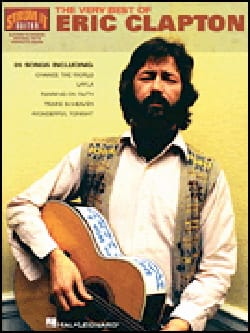 Eric Clapton - The Very Best of Eric Clapton - Sheet Music - di-arezzo.co.uk