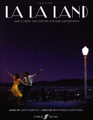 LA LA LAND - La La Land - Musique du Film - Version Facile - Partition - di-arezzo.ch