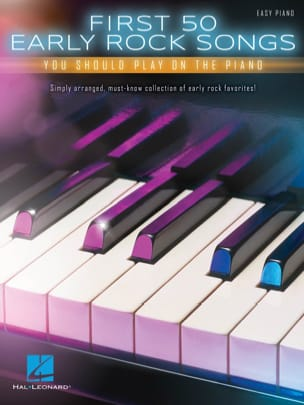 - First 50 Early Rock Songs You Should Play On The Piano - Sheet Music - di-arezzo.com