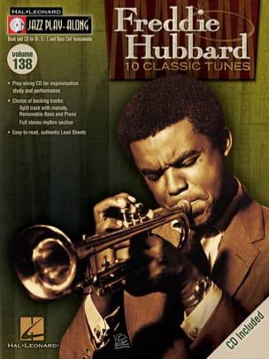 Freddie Hubbard - Jazz Play-Along Volume 138 - Freddie Hubbard - Sheet Music - di-arezzo.co.uk