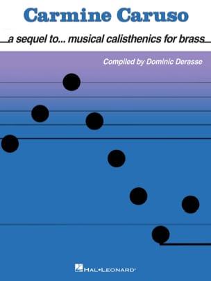 Carmine Caruso - A Sequel to ... Musical Calisthenics for Brass - Sheet Music - di-arezzo.com