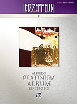 Led Zeppelin - Led Zeppelin - II - Partition - di-arezzo.co.uk