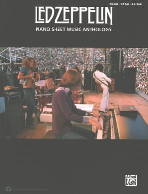 Led Zeppelin - Piano Sheet Music Anthology - laflutedepan.com