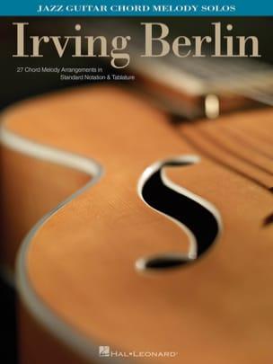 Jazz Guitar Chord Melody Solos - Irving Berlin laflutedepan