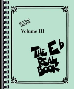 - The Real Book - Volume III 3 in Eb Edition - Sheet Music - di-arezzo.com