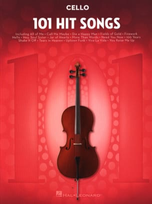 - 101 Hit Songs for Cello - Sheet Music - di-arezzo.com