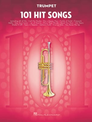 - 101 Hit Songs for Trumpet - Partition - di-arezzo.fr