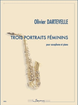 Olivier Dartevelle - Three female portraits - Sheet Music - di-arezzo.com