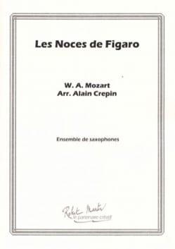 Les Noces de Figaro - Wolfgang Amadeus Mozart - laflutedepan.com