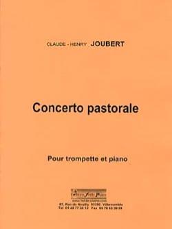 Concerto Pastorale - Claude-Henry Joubert - laflutedepan.com