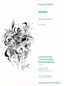 Pascal Laborie - Nereid - Sheet Music - di-arezzo.com