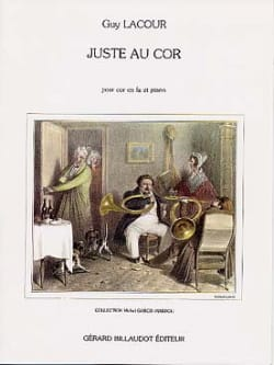 Guy Lacour - Just at the horn - Sheet Music - di-arezzo.com