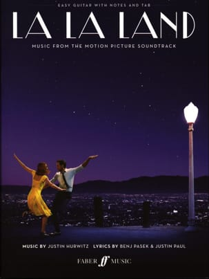LA LA LAND - La La Land - Musique du Film - Guitare facile - Sheet Music - di-arezzo.co.uk