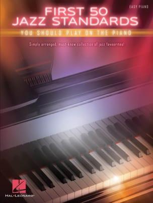 - 最初にピアノで弾くべき50のジャズ - 楽譜 - di-arezzo.jp