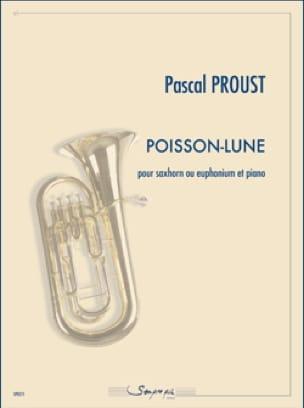 Poisson-lune Pascal Proust Partition Tuba - laflutedepan