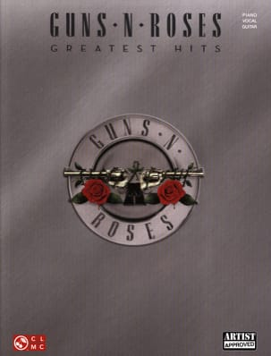 Guns N' Roses - Guns N 'Roses - Greatest Hits - Sheet Music - di-arezzo.com