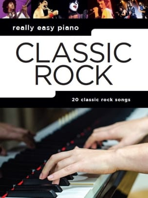 Really Easy Piano - Classic Rock - Sheet Music - di-arezzo.co.uk