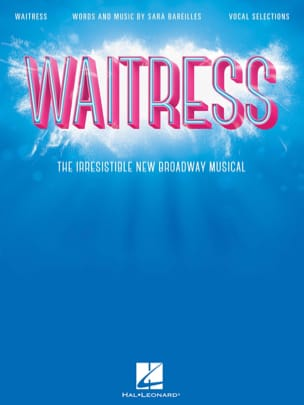 Waitress - Vocal Selections Sara Bareilles Partition laflutedepan