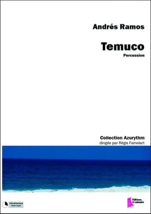 Andrés Ramos - Temuco - Partition - di-arezzo.fr