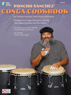 Poncho Sanchez - Congo Cookbook - Partition - di-arezzo.fr