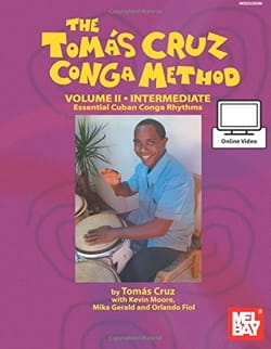 Tomas Cruz - Il metodo Conga Tomas Cruz - Volume 2 - Partitura - di-arezzo.it