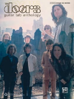 The Doors - Guitar Tab Anthology - The Doors - laflutedepan.com
