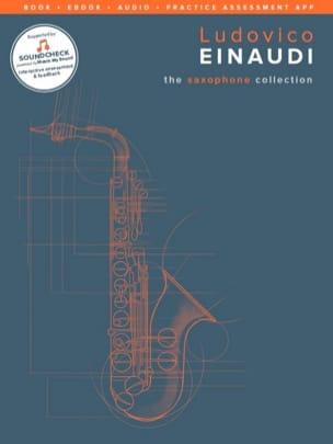 Ludovico Einaudi - The Saxophone Collection - Partition - di-arezzo.fr