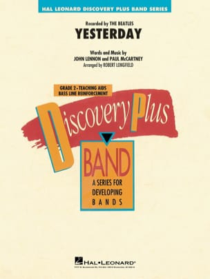 Yesterday - Series: Discovery Plus Concert Band - laflutedepan.com