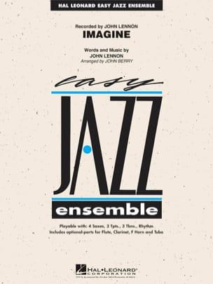 John Lennon - Imagine - Series: Easy Jazz Ensemble Series - Partition - di-arezzo.fr