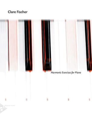 Harmonic Exercises for Piano Clare Fischer Partition laflutedepan