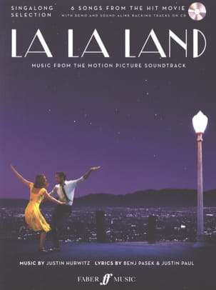 La La Land - Musique du Film - Chant LA LA LAND Partition laflutedepan
