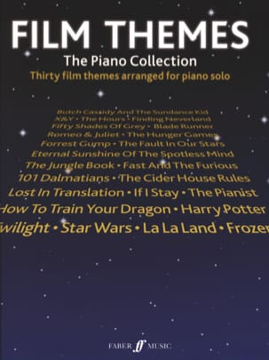 Film Themes - The Piano Collection - Sheet Music - di-arezzo.co.uk