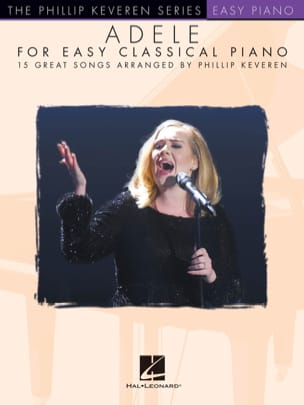 Adele - Adele For Easy Classical Piano, Easy Piano - Sheet Music - di-arezzo.co.uk