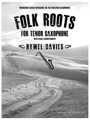 Folk Roots for Tenor Saxophone - Traditionnel - laflutedepan.com