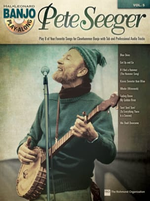 Peter Seeger - Banjo Play-Along Volume 5 Peer Seeger - Partition - di-arezzo.fr