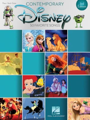 DISNEY - Contemporary Disney - Sheet Music - di-arezzo.co.uk