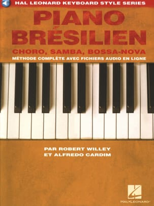 Robert Willey & Alfredo Cardim - Brazilian Piano - Sheet Music - di-arezzo.co.uk