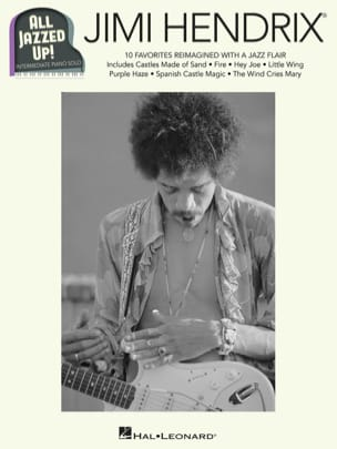 Jimi Hendrix - Jimi Hendrix - All Jazzed Up! - Partitura - di-arezzo.es