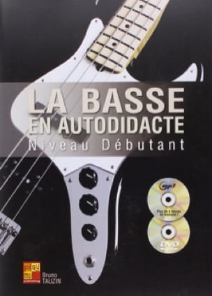 Bruno Tauzin - Self-taught Bass - Beginner Level - Sheet Music - di-arezzo.com