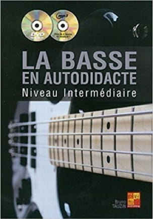 Bruno Tauzin - Bass In Self-Educated - Intermediate Level - Sheet Music - di-arezzo.com